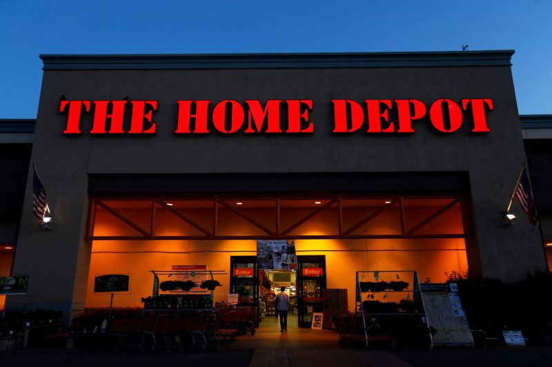 Home Depot casts doubt on further room for improvement after blow-out 2020