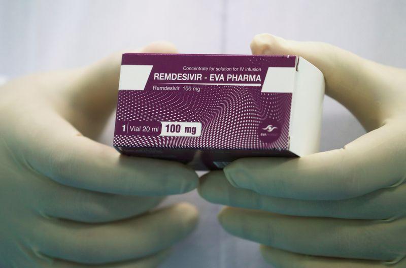 Coronavirus: L'EMA va évaluer d'ici l'été un usage étendu du remdesivir