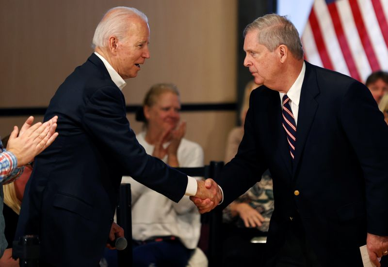 U.S. Senate confirms Tom Vilsack as Biden's agriculture secretary