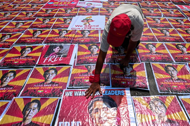 Myanmar faces more protests as Indonesia pursues diplomatic efforts