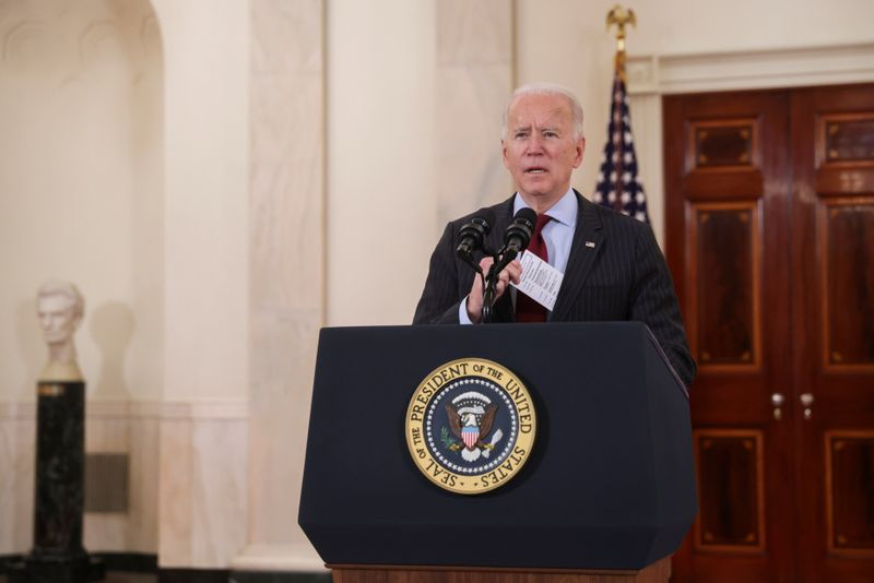Biden, Iraqi prime minister discuss recent rocket attacks: White House