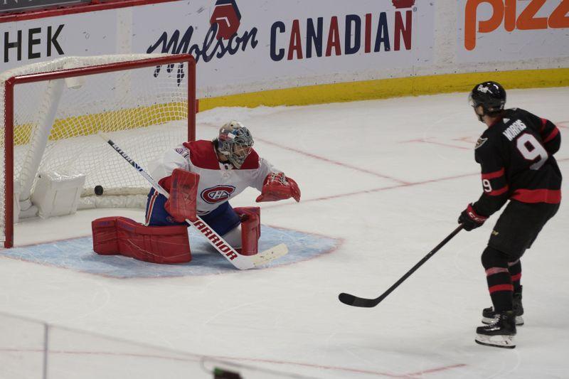 NHL roundup: Shootout win for Senators over Canadiens