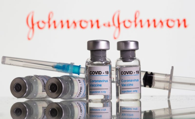 White House to roll out Johnson & Johnson vaccine doses next week, pending authorization