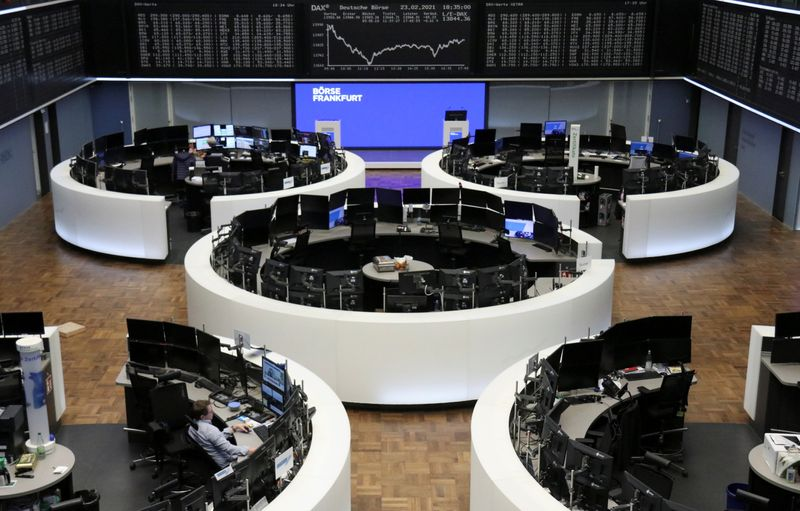 European stocks set for record highs in 2021: Reuters poll