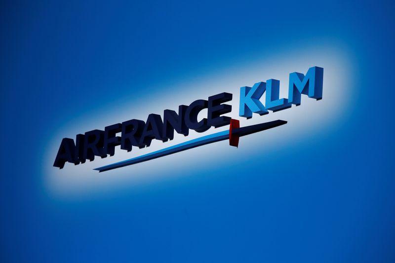 Soupçons de 'short squeeze' sur Air France-KLM