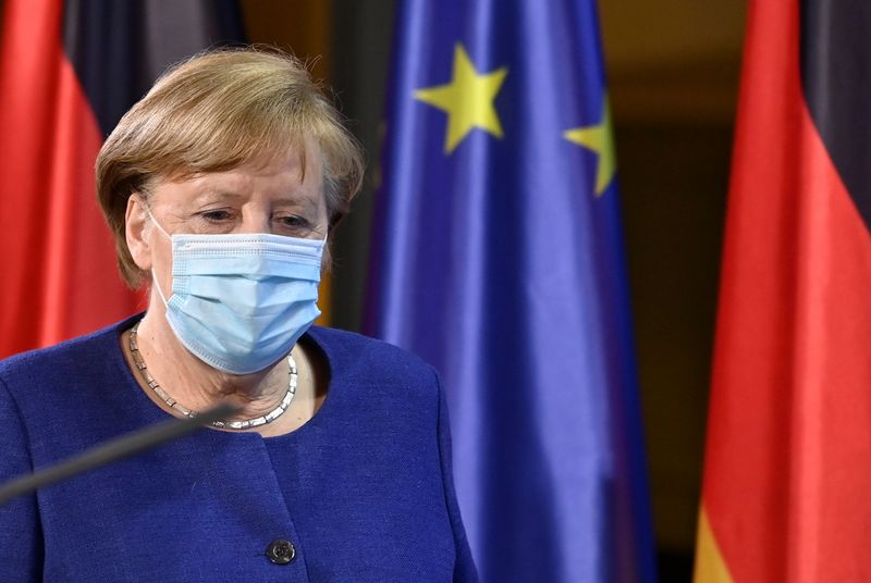 Digital vaccination passports likely available before summer, Merkel says
