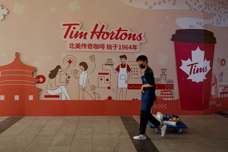Tim Hortons China raises fresh cash, plans to add over 200 shops in 2021