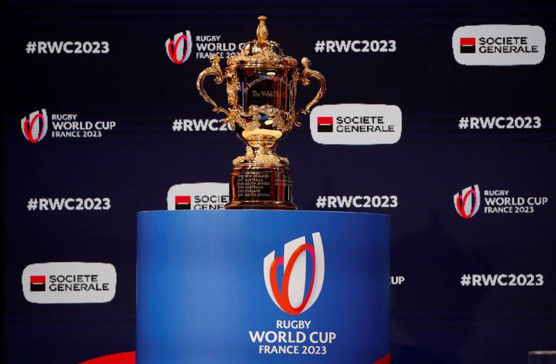 France v New Zealand to open 2023 World Cup
