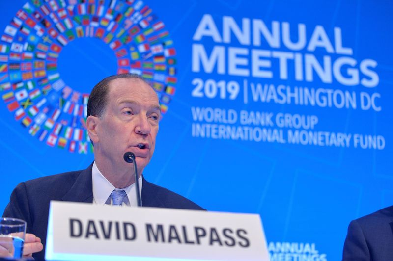 World Bank head urges countries to sign vaccine contracts now