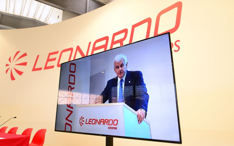 Leonardo files for DRS NYSE listing, to be completed by end-March