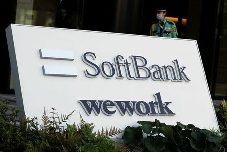SoftBank announces settlement with former WeWork CEO Neumann