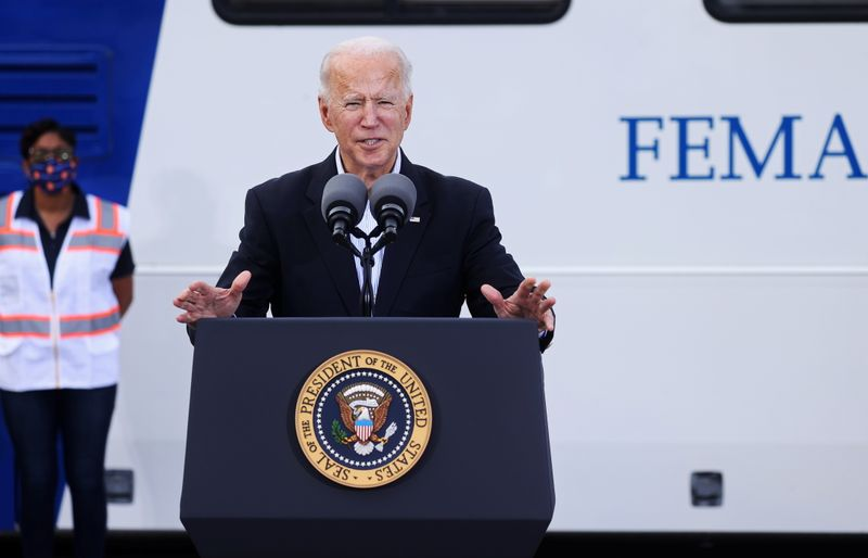 Biden White House asks 'Trump who?' ahead of speech to conservatives