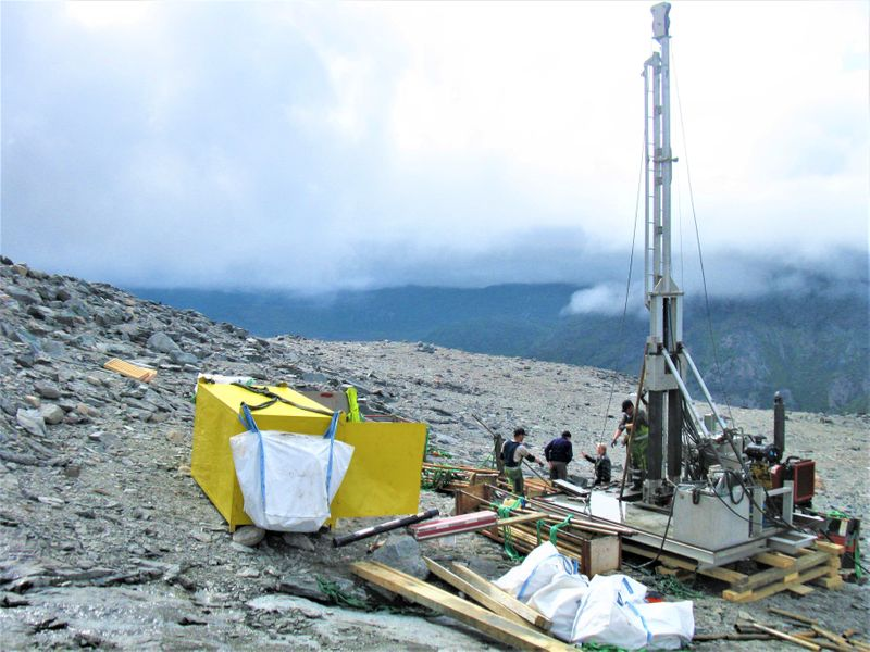 Mining magnets: Arctic island finds green power can be a curse