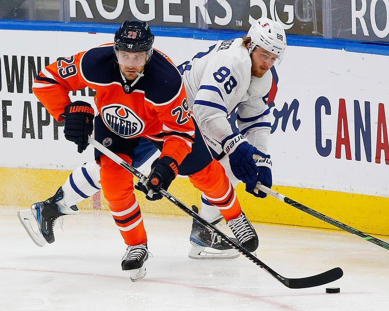 NHL roundup: Leafs blank Oilers again