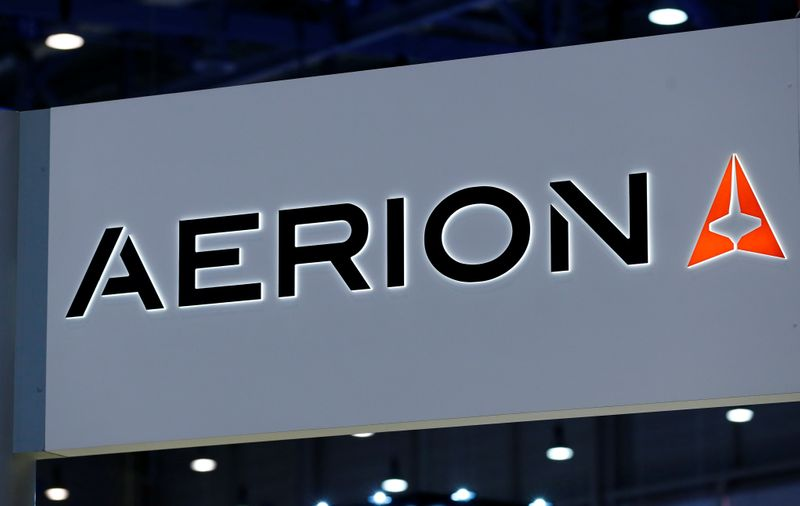 Boeing-backed Aerion says NetJets takes purchase rights for 20 supersonic jets