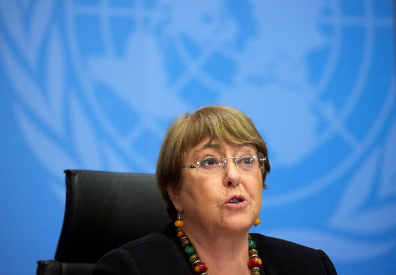 U.N. rights chief seeks access to Ethiopia's Tigray to probe war crimes