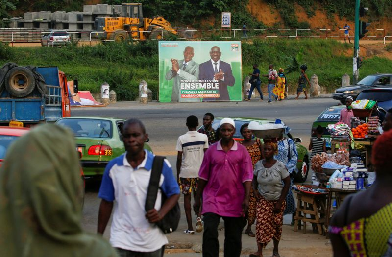 Ivory Coast opposition eyes comeback in Saturday's legislative election