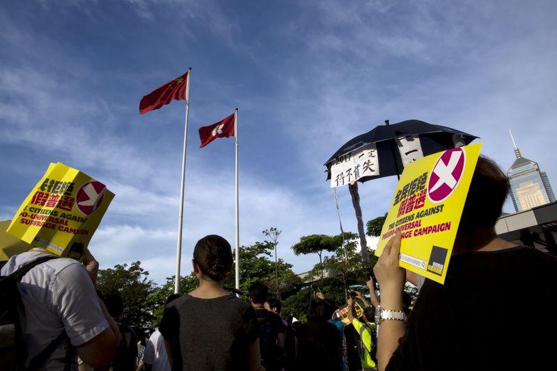 Hong  Kong electoral reforms prevent 'dictatorship of the majority', says pro-Beijing lawmaker
