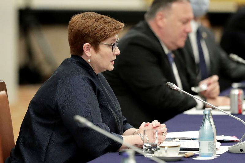 Spotlight on Australia's vexed parliament on International Women's Day