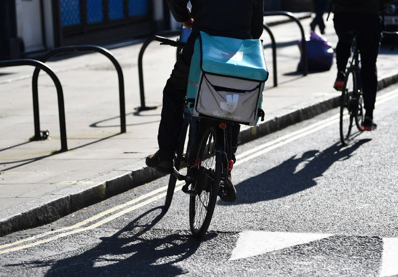 Deliveroo confirms IPO plans, flags $438 million loss in 2020