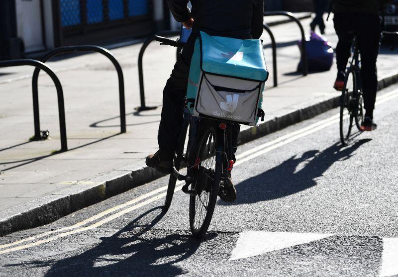Deliveroo kicks off landmark London IPO after bumper 2020