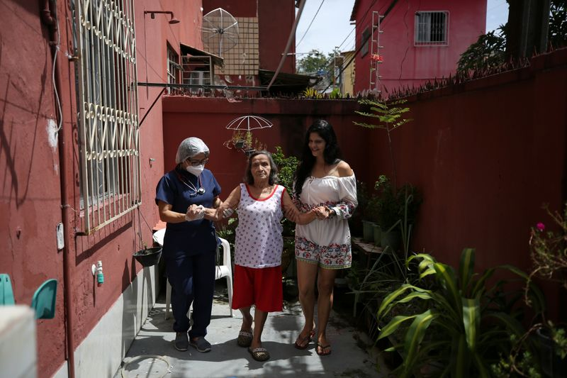 'Sell the house': Latin Americans beg and borrow to pay COVID-19 debts