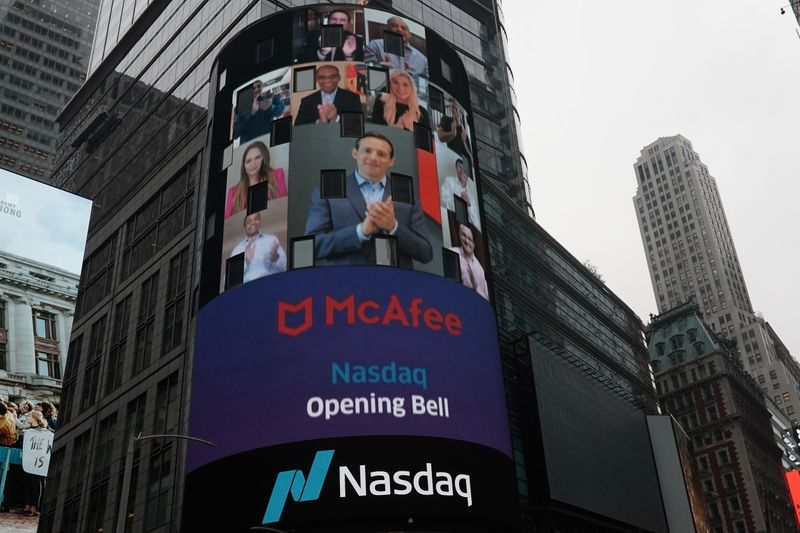 McAfee to sell enterprise business for $4 billion