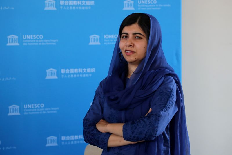 Malala teams up with Apple to produce new dramas, documentaries