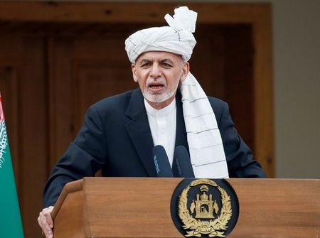 U.S. proposes interim government could run Afghanistan until new polls
