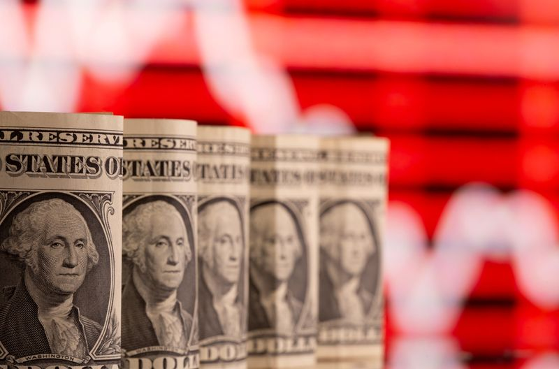 Dollar reigns supreme on yields, recovery advantage