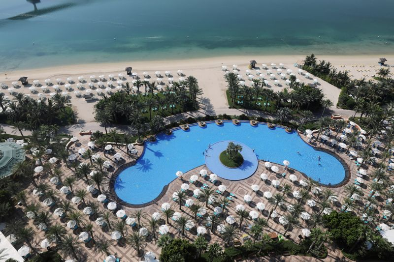 United Arab Emirates attracts corporate billions to climb tax haven ranking