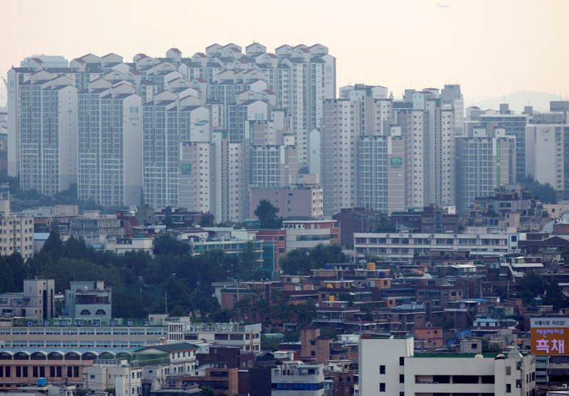 South Korea roiled by property scandal amid soaring house prices