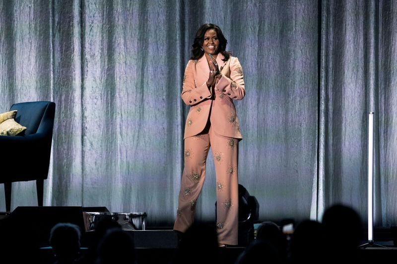 Michelle Obama to be inducted into U.S. National Women's Hall of Fame