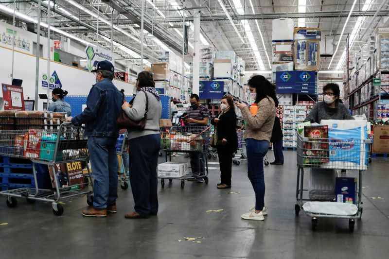 Mexico inflation quickens in February to highest since October