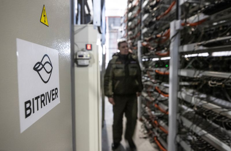 Remote Siberian data center reaps rewards of bitcoin rally
