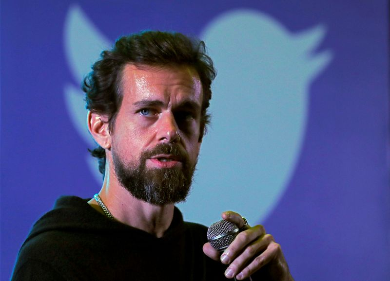 Twitter's Dorsey to convert proceeds from auction of first ever tweet to bitcoin