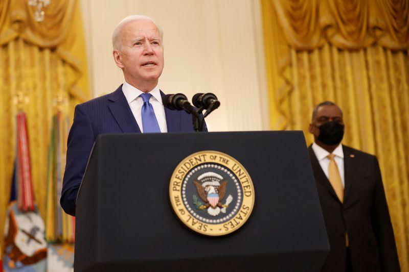 Biden to meet virtually Friday with leaders of Japan, India, Australia