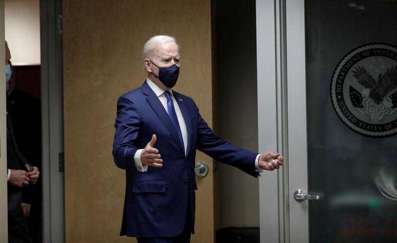 Biden's COVID aid bill clears procedural hurdle in House