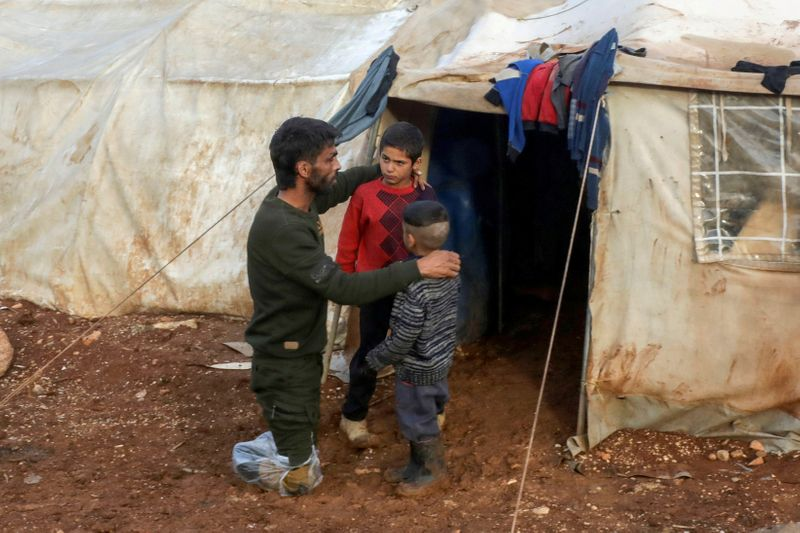 Syrian youth still paying high price for decade of war: Red Cross