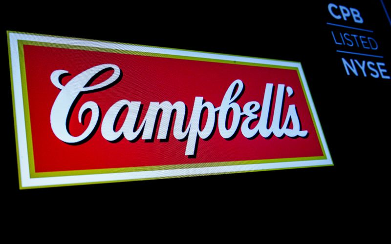 Campbell Soup projects higher annual earnings as it cuts costs