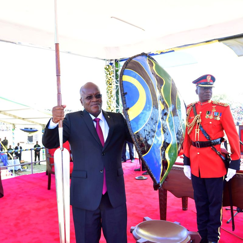 Where's Magufuli? Tanzanian leader's absence fuels health concern