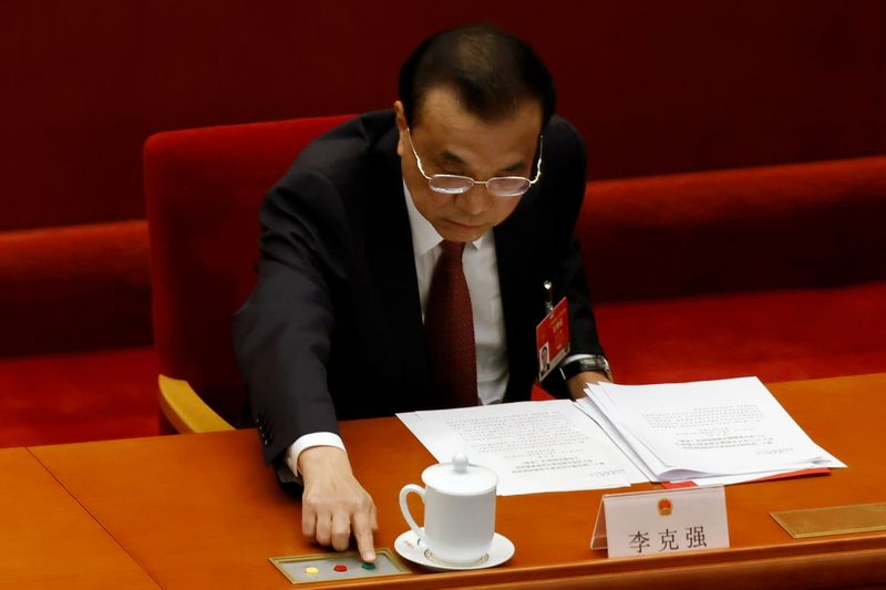 China's 2021 GDP growth target of over 6% not a low target: premier