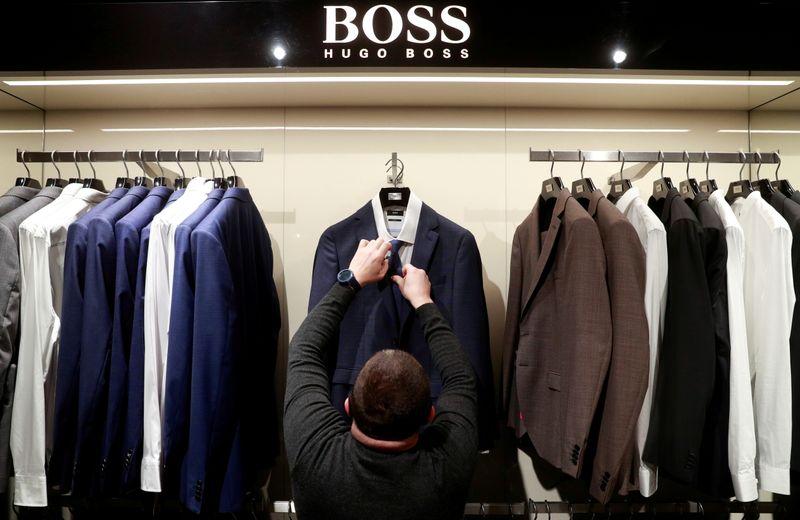 Smarter dressing in store for Hugo Boss as lockdowns lift