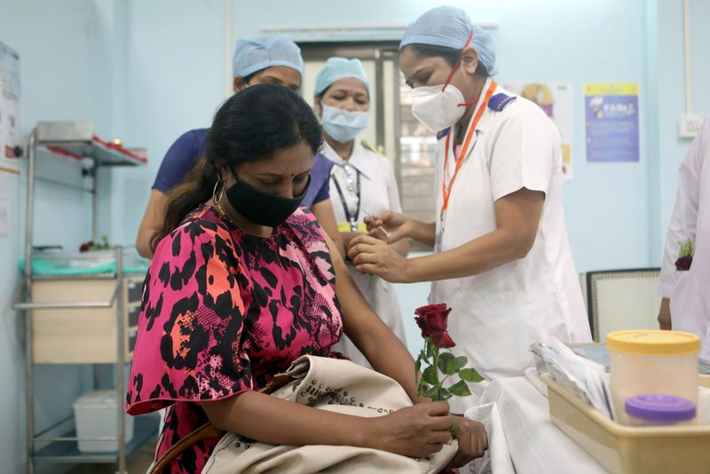 India sees worst COVID-19 increase since Christmas as western state battles surge