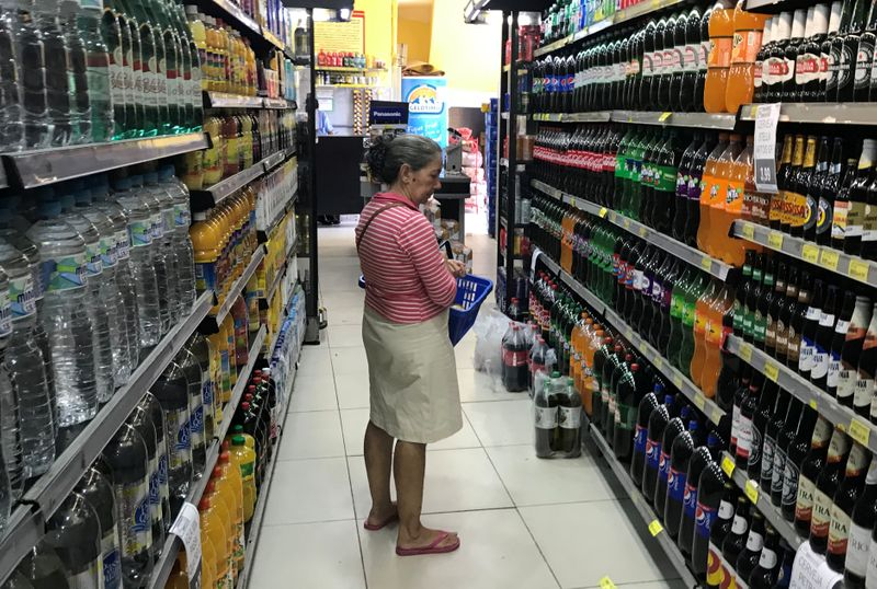 Brazil inflation tops 5% for first time in over four years