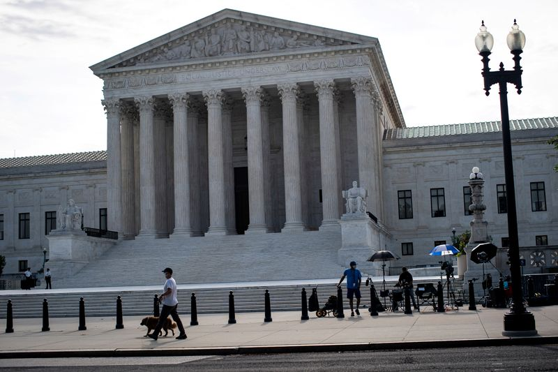 U.S. Supreme Court scraps arguments in Medicaid work case