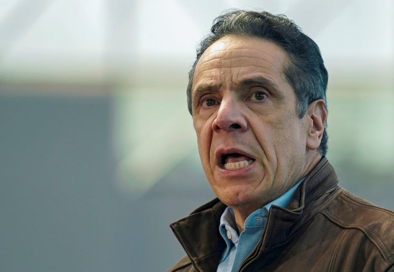 New York mayor says Cuomo 'can't serve as governor anymore' after sexual misconduct claims