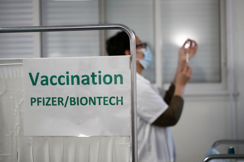 Pfizer vaccine production on the rise as pandemic hits one-year mark