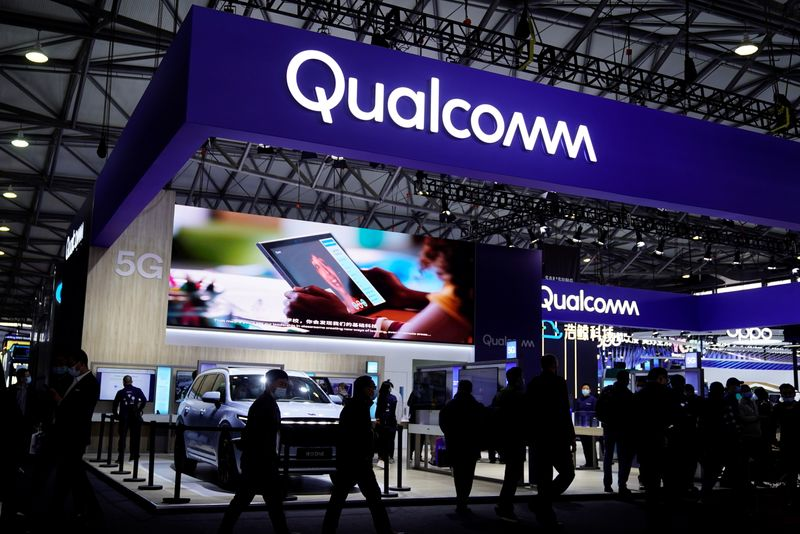 Qualcomm struggles to meet chip demand as shortage spreads to phones: sources