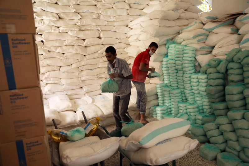 $400 for a plate of rice and beans? U.N. counts cost of 'man-made' famines
